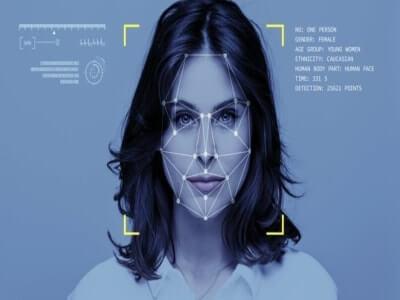 control de acceso con identificación facial
