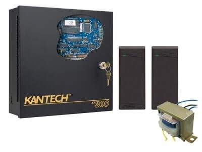 sistema de control de acceso marca kantech