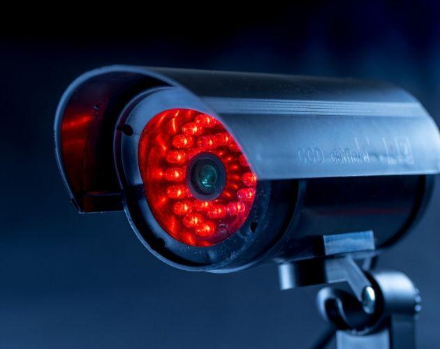 camara de seguridad infraroja
