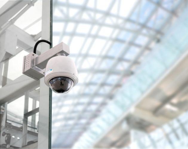 vigilancia con cctv en interiores