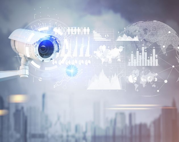 automatización de video vigilancia