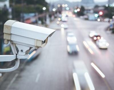 camara de vigilancia para exteriores