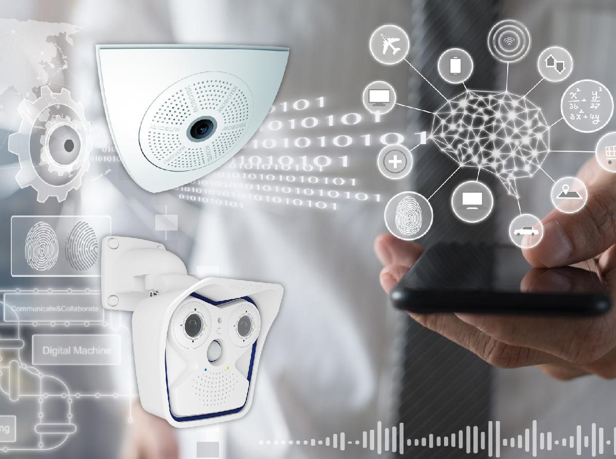 Inteligencia Artificial en las cámaras de seguridad